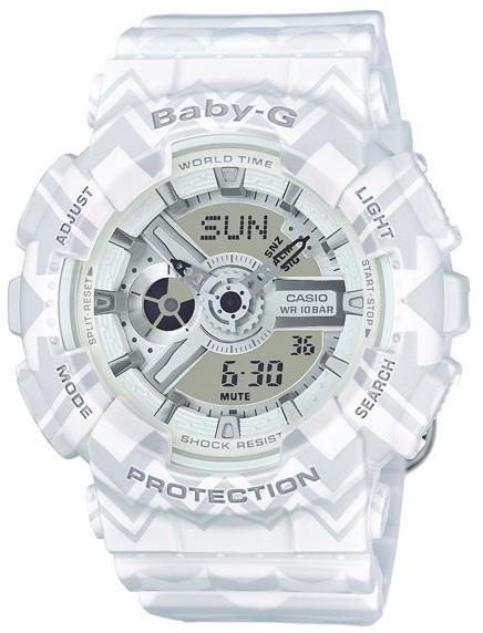 Relógio Casio Baby-G BA-110TP-7ADR