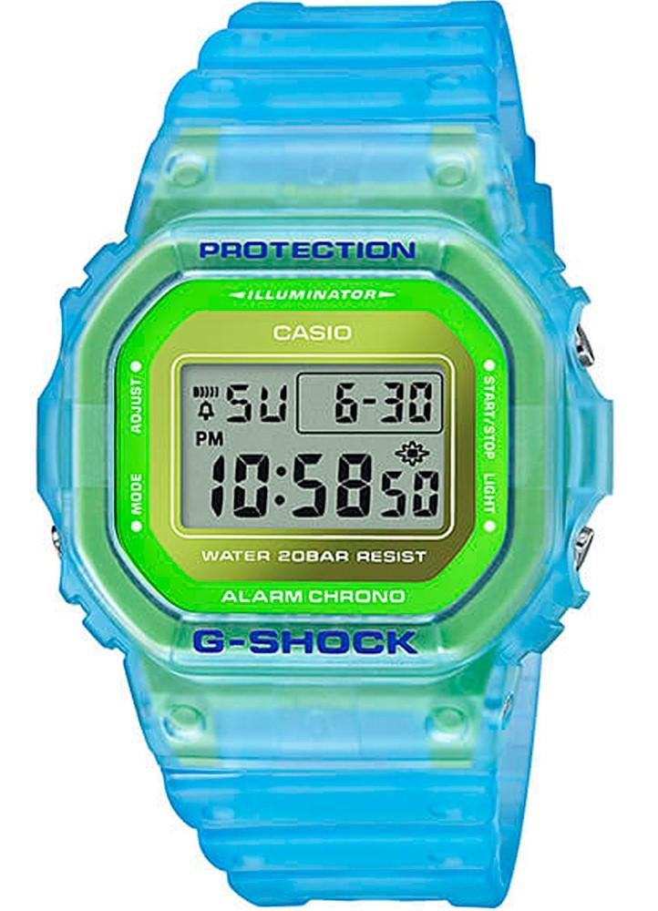 Relógio Casio G-Shock DW-5600LS-2DR *Summer Edition*