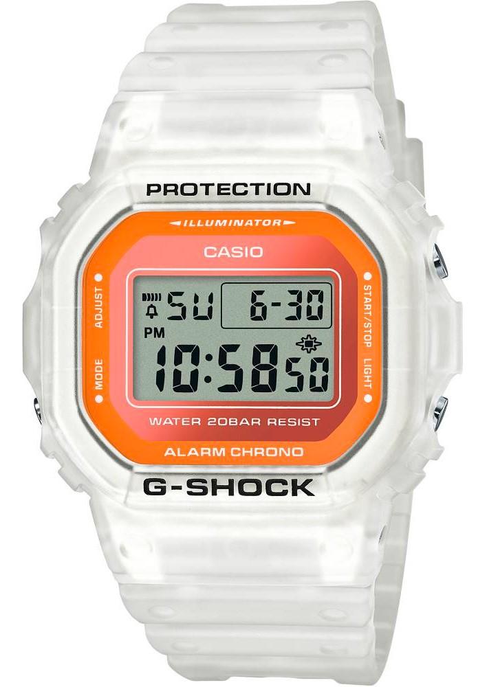 Relógio Casio G-Shock DW-5600LS-7DR *Summer Edition*