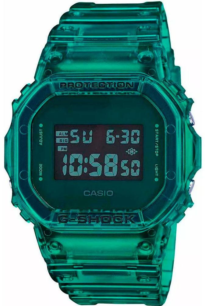 Relógio Casio G-Shock DW-5600SB-3DR Verde Masculino