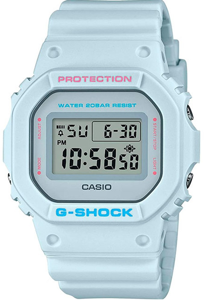 Relógio Casio G-Shock DW-5600SC-8DR