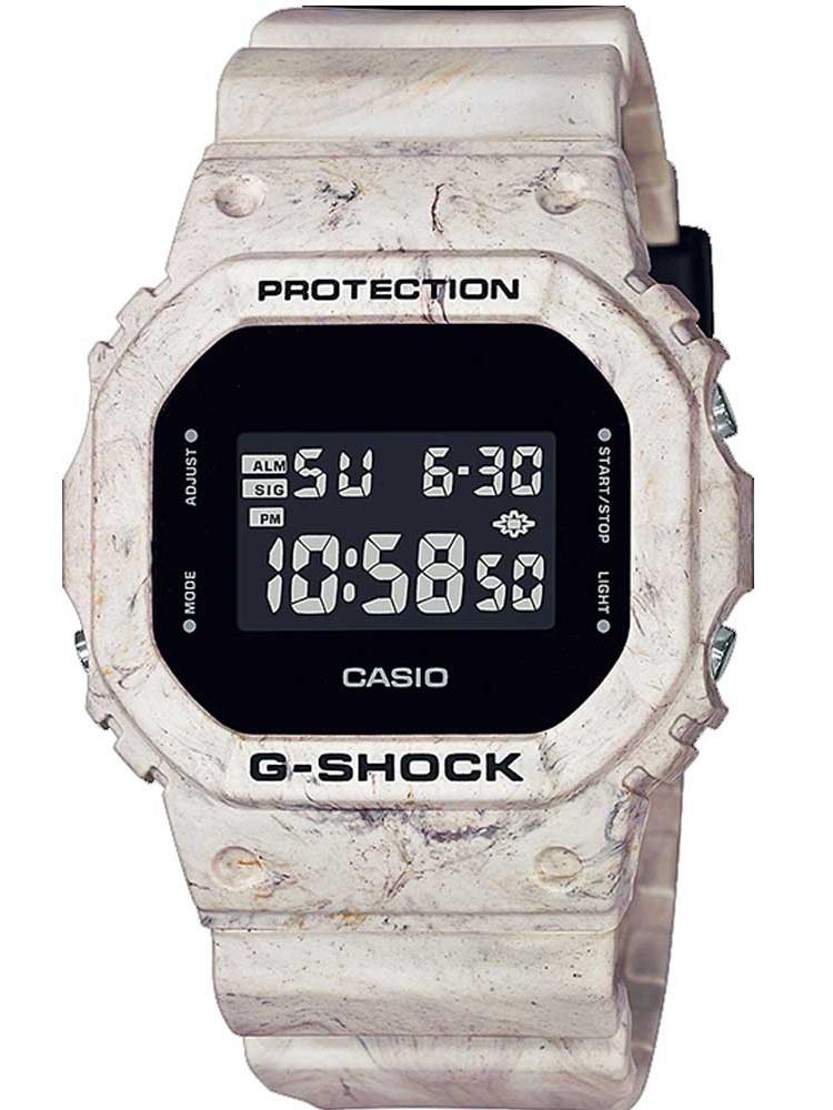 Relógio Casio G-Shock DW-5600WM-5DR UTILITY WAVY MARBLE Series