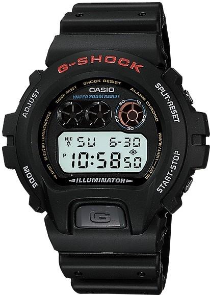 Relógio Casio G-Shock DW-6900-1VDRU Preto Masculino