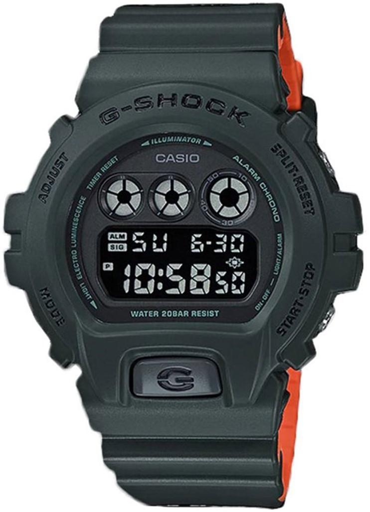 Relógio Casio G-Shock DW-6900LU-3DR