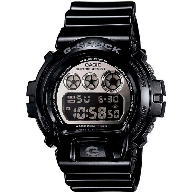 Relógio Casio G-Shock DW-6900NB-1DR Preto Masculino
