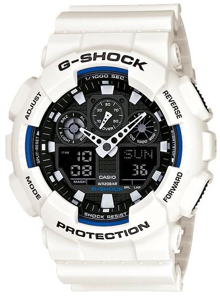Relógio Casio G-Shock GA-100B-7ADR