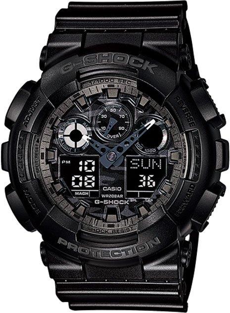 Relógio Casio G-Shock GA-100CF-1ADR Camuflado Masculino