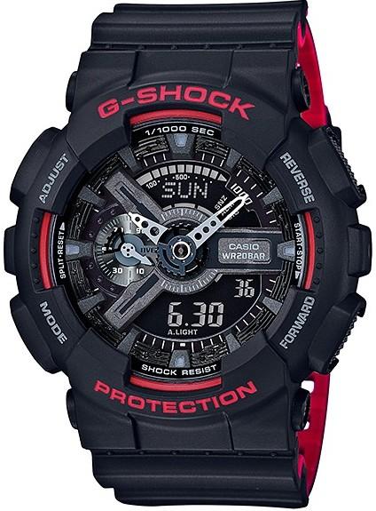 Relógio Casio G-Shock GA-110HR-1ADR