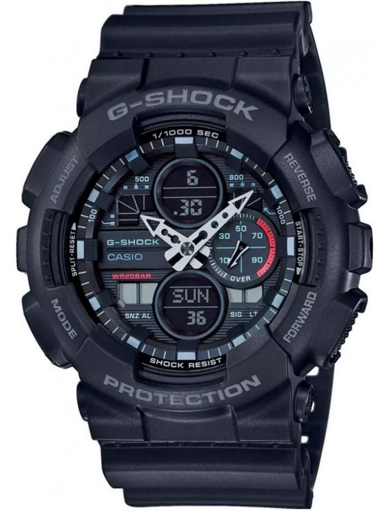 Relógio Casio G-Shock GA-140-1A1DR Preto Masculino