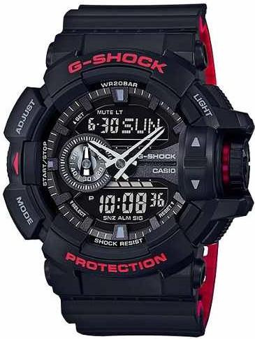Relógio Casio G-Shock GA-400HR-1ADR