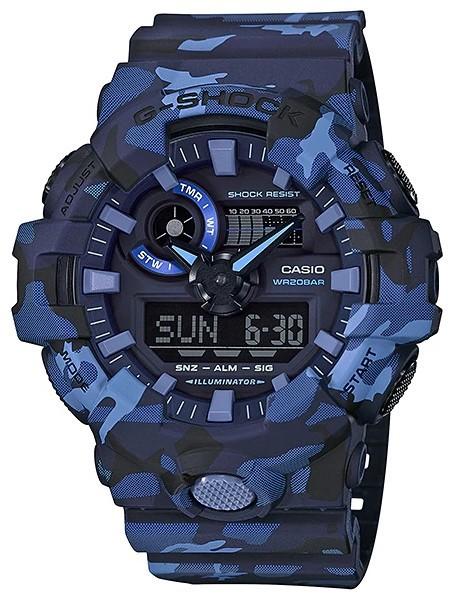 Relógio Casio G-Shock GA-700CM-2ADR