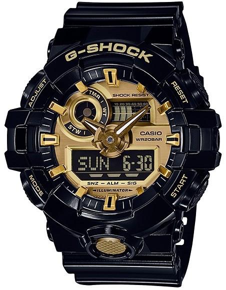 Relógio Casio G-Shock GA-710GB-1A