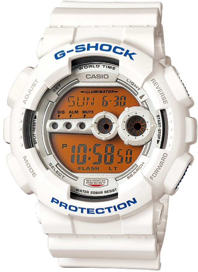 Relógio Casio G-Shock GD-100SC-7DRU