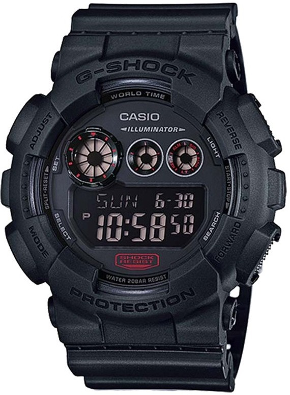 Relógio Casio G-Shock GD-120MB-1DRU