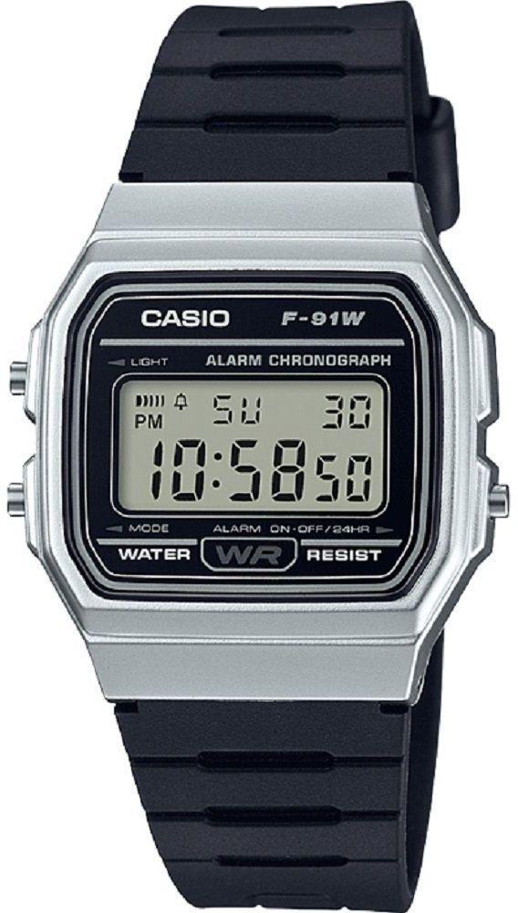 Relógio Casio Standard F91WM7ADF