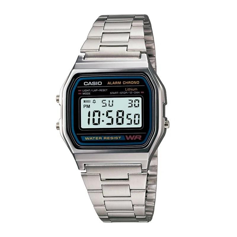 Relógio Casio Vintage A158WA-1DFU