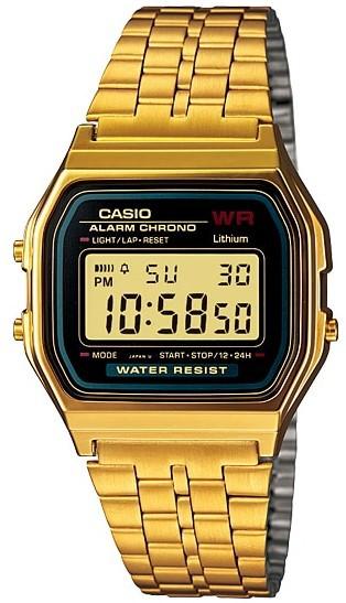 Relógio Casio Vintage A159WGEA-1DF Dourado Feminino