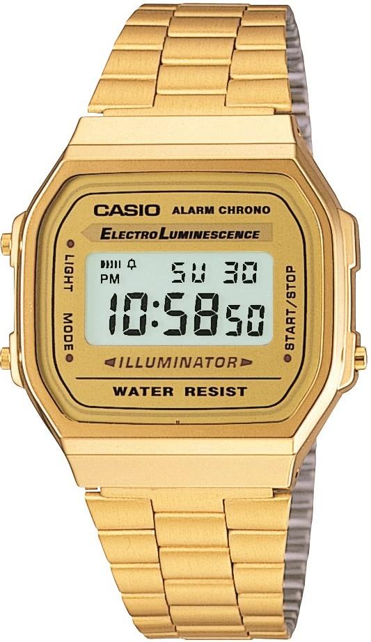 Relógio Casio Vintage A168WG-9WDFU