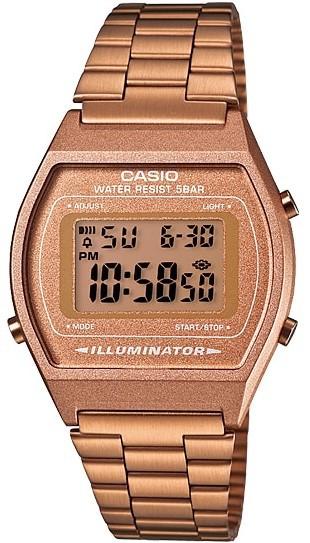 Relógio Casio Vintage B640WC5ADF Rose Feminino