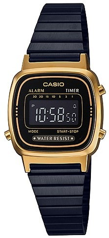 Relógio Casio Vintage LA670WEGB-1BDF