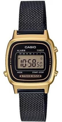 Relógio Casio Vintage LA670WEMB1DF Feminino