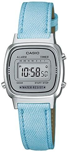 Relógio Casio Vintage LA670WL-2ADF
