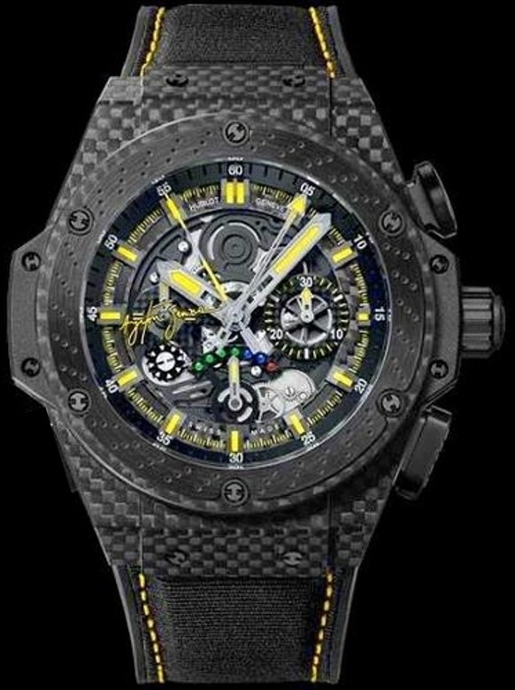 Relógio Hublot Ayrton Senna