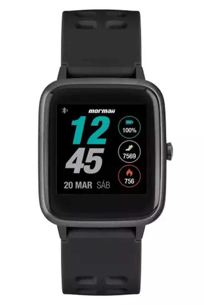 Relógio MORMAII Smartwatch Life MOLIFEAB/8P