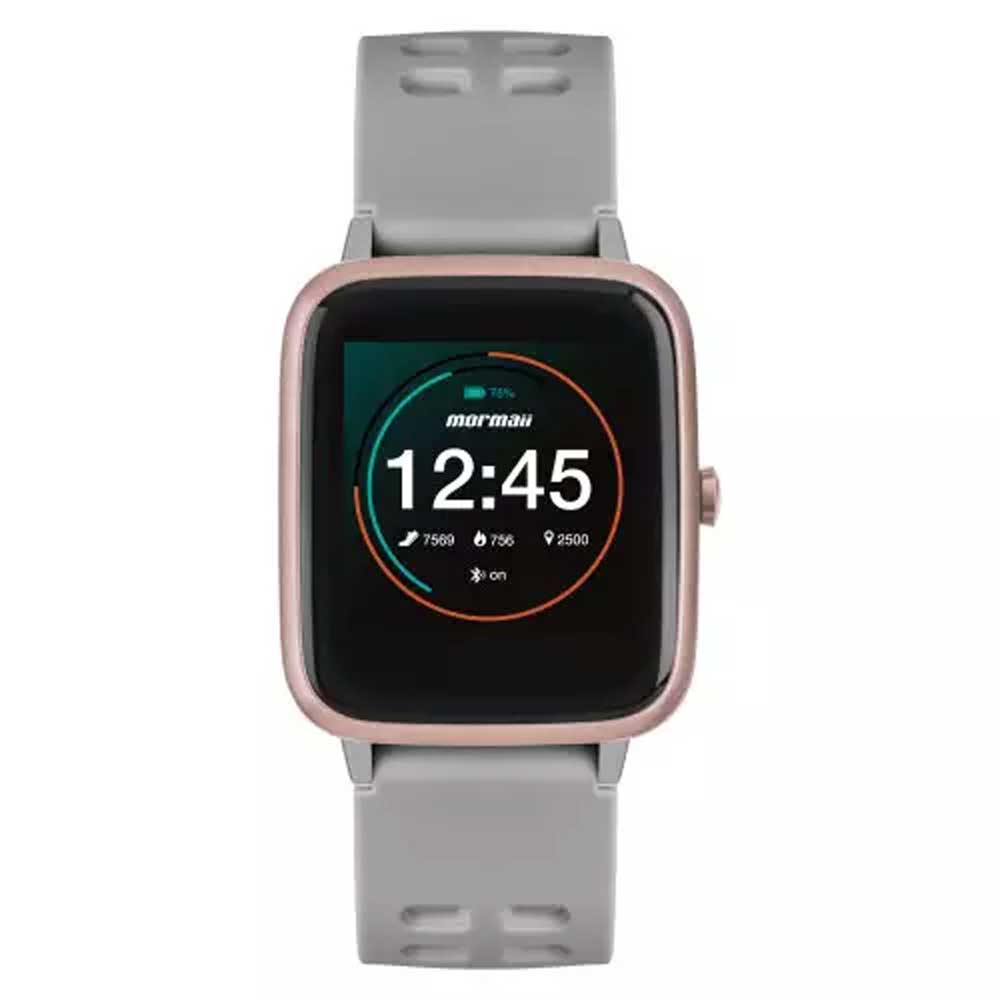 Relógio MORMAII Smartwatch Life MOLIFEAC/8K