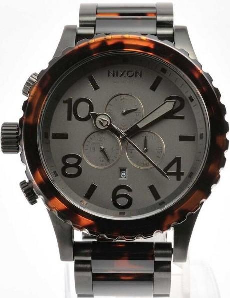 Relógio Nixon 51-30 Chrono Turtle Tartaruga