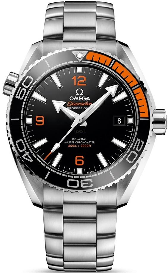 Relógio Omega Seamaster Planet Ocean 600M