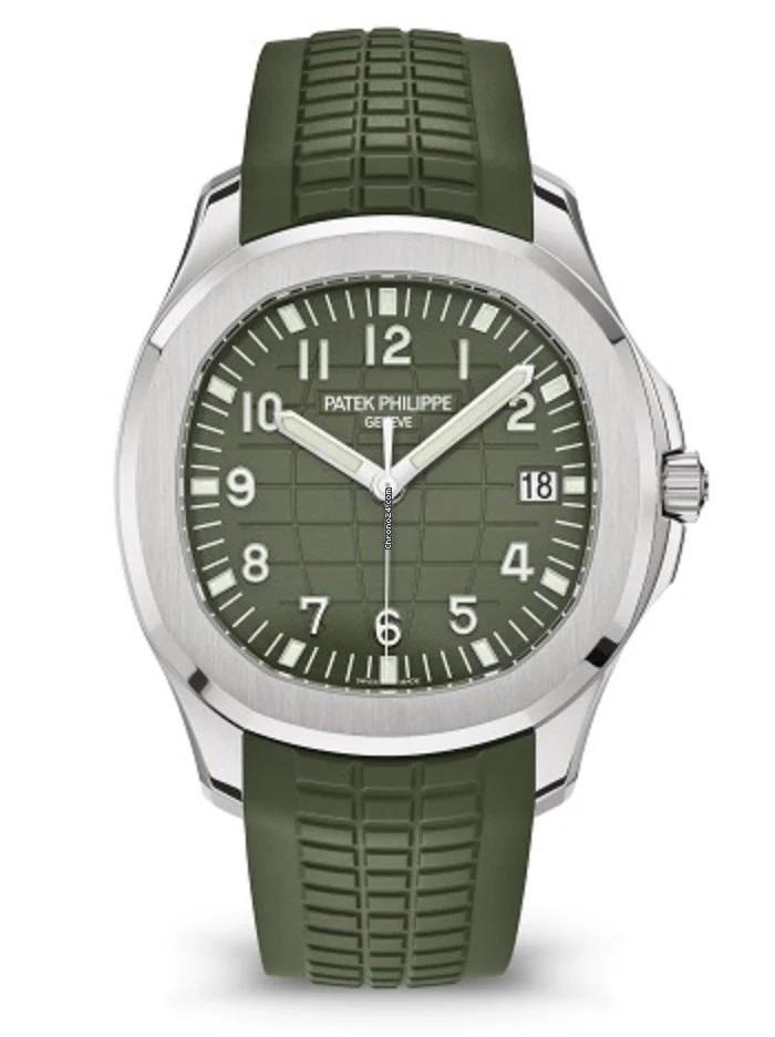 Relógio Patek Philippe Aquanaut