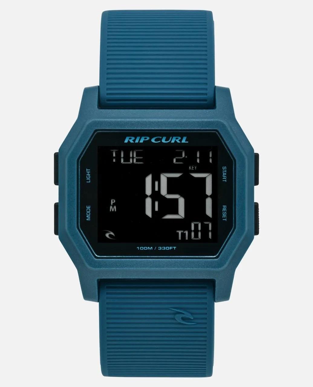 Relógio Rip Curl Atom Digital Azul Cobalt A2701