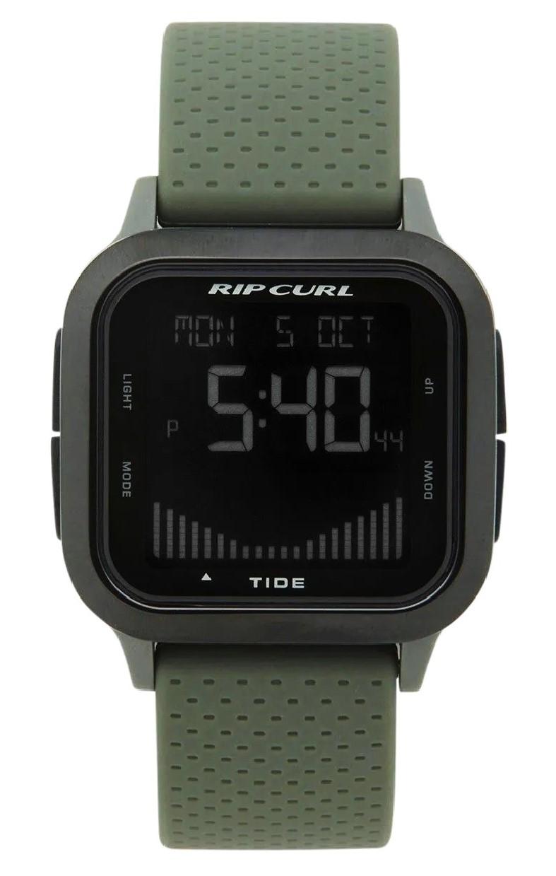 Relógio Rip Curl Next Tide Army A1137 (Maré Futura)