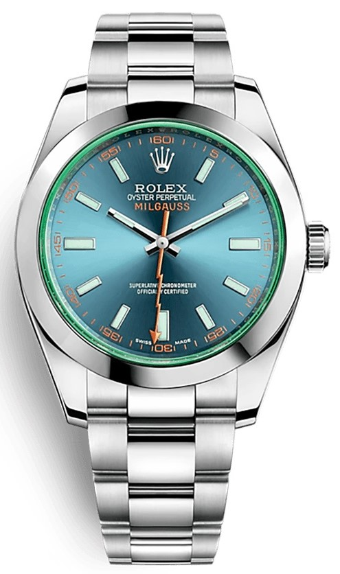 Relógio Rolex Milgauss