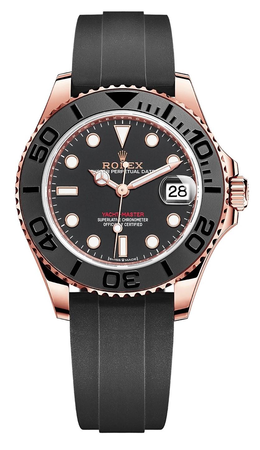 Relógio Rolex Yacht Master ll Rose