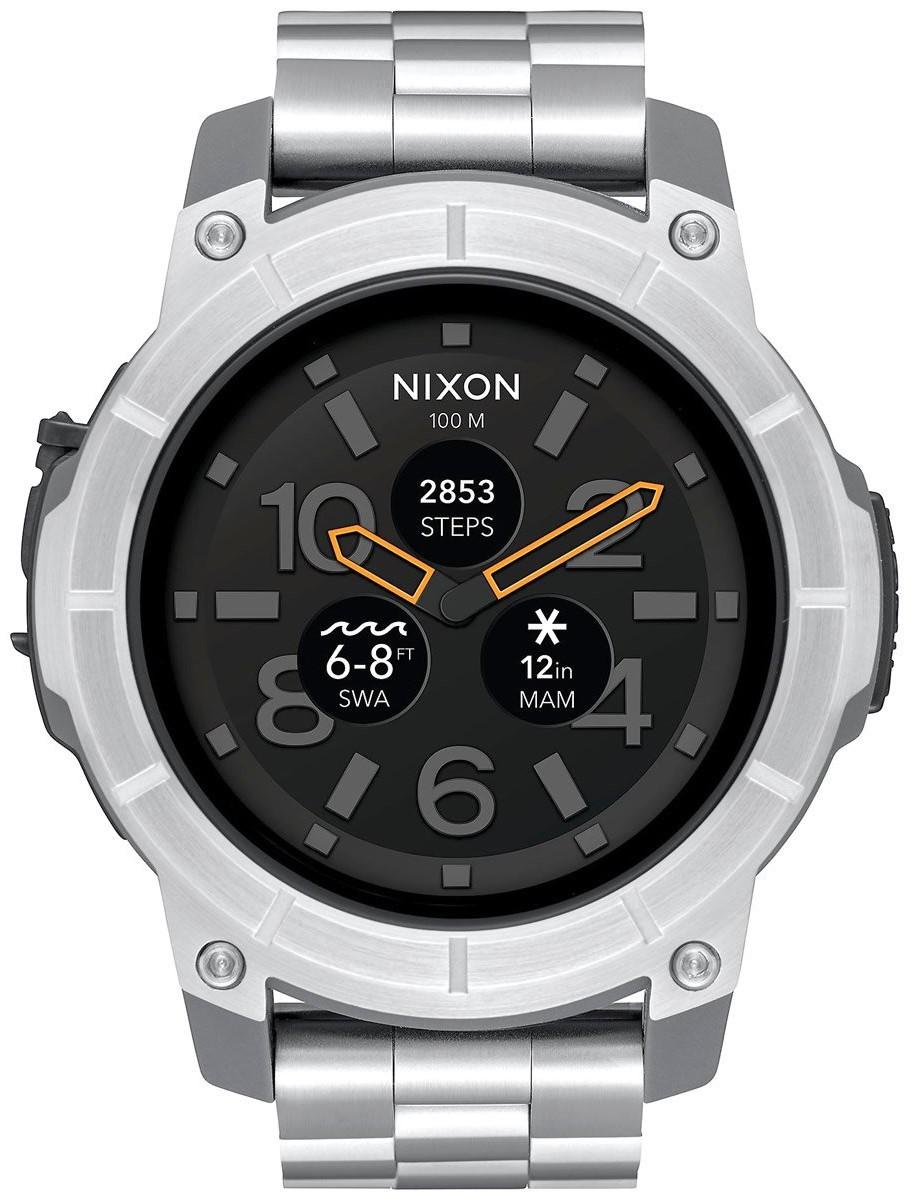 Relógio Smartwatch Nixon The Mission SS