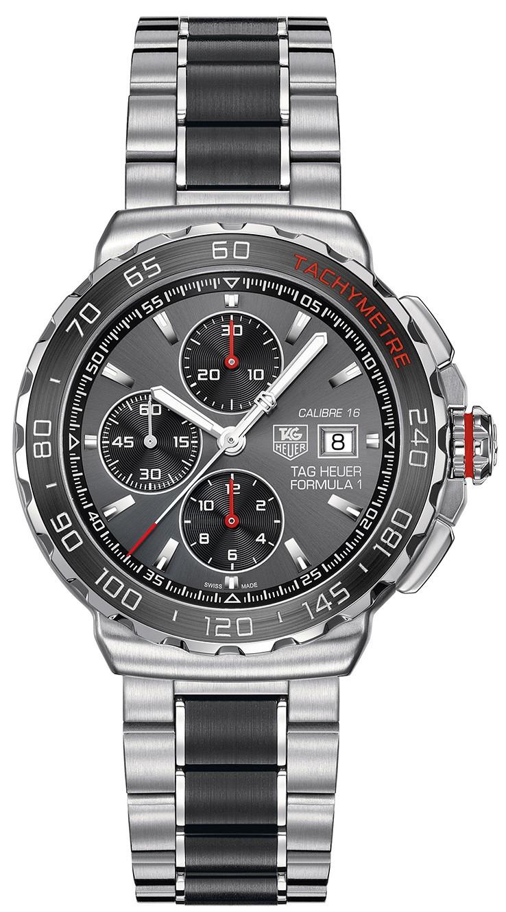 Relógio Tag Heuer Calibre 16 Formula 1