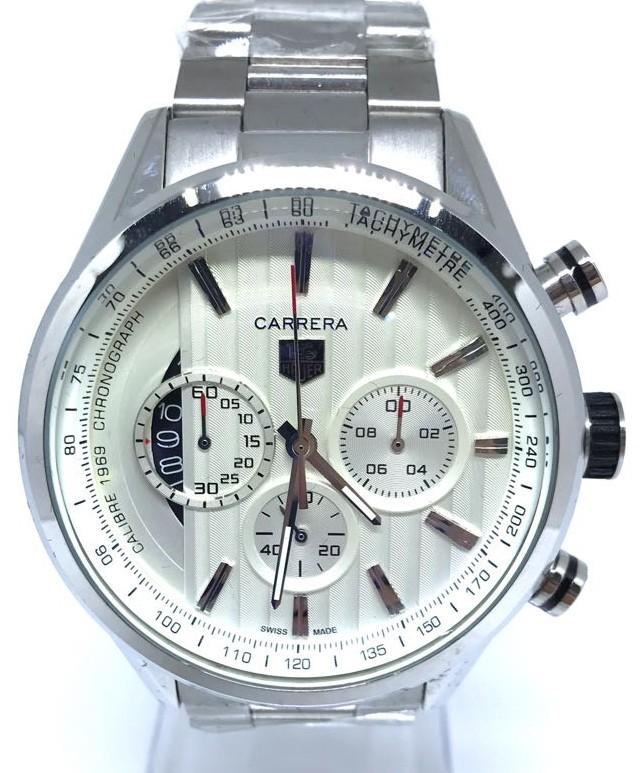 Relógio Tag Heuer Carrera Calbre 1969