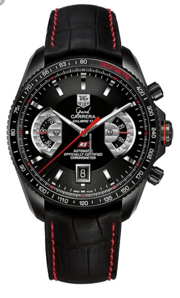 Relógio Tag Heuer Carrera Calibre 17 RS