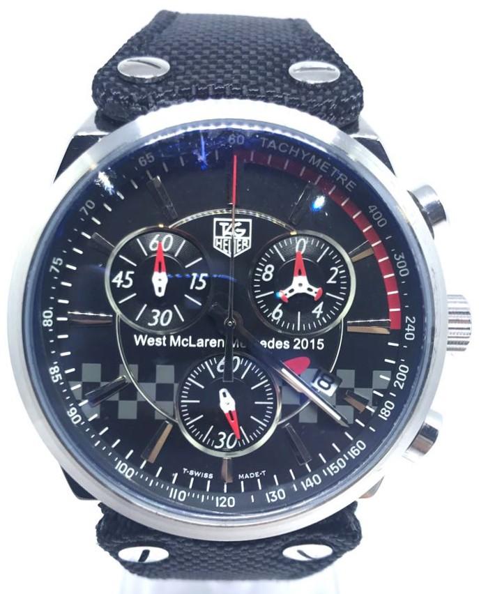 Relógio Tag Heuer McLaren Mercedes
