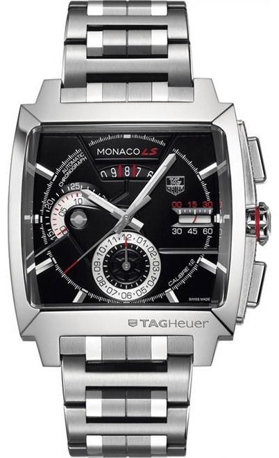 Relógio Tag Heuer Monaco LS
