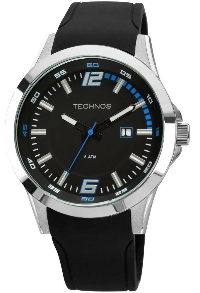 Relógio Technos Masculino Performance Racer 2115KPT/8A