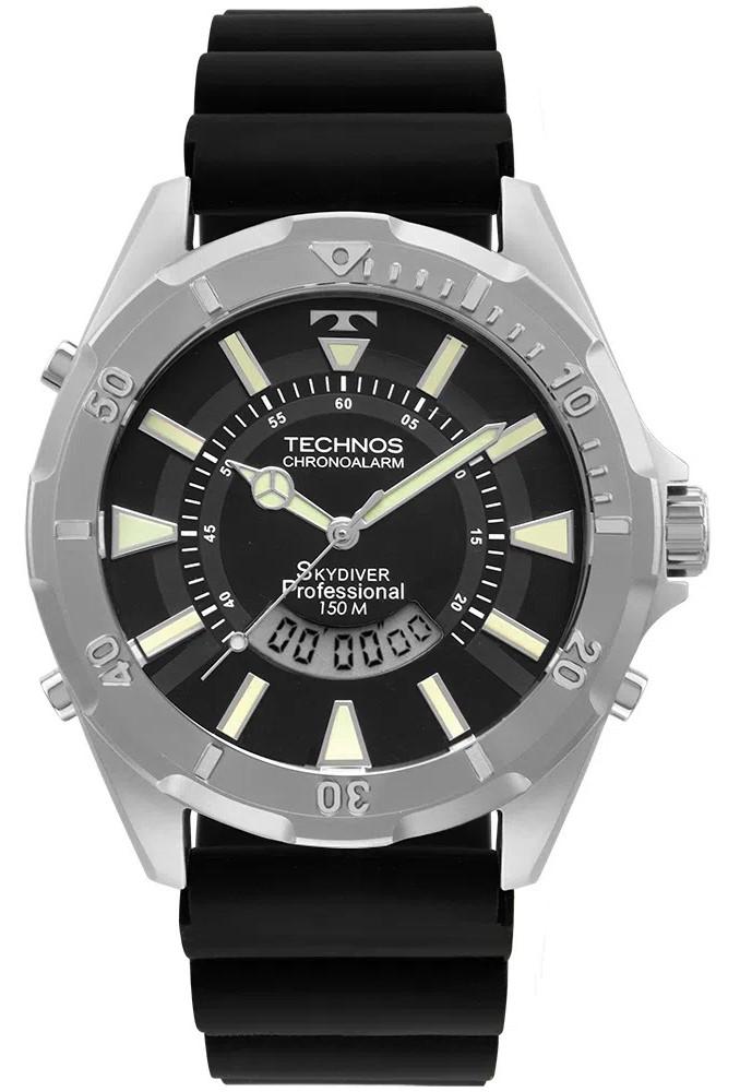 Relógio Technos Masculino Skydiver WT205FZ/2P