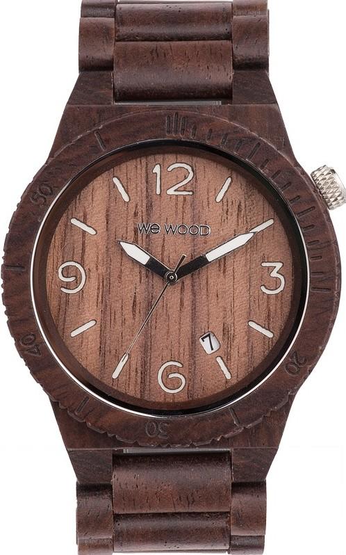 Relógio Wewood Alpha Chocolate
