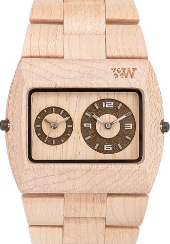 Relógio Wewood Jupiter Beige