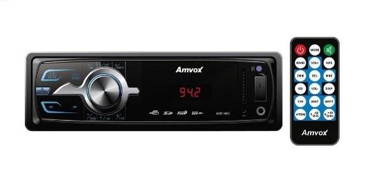 AUTO RADIO ACR1000 USB AMVOX