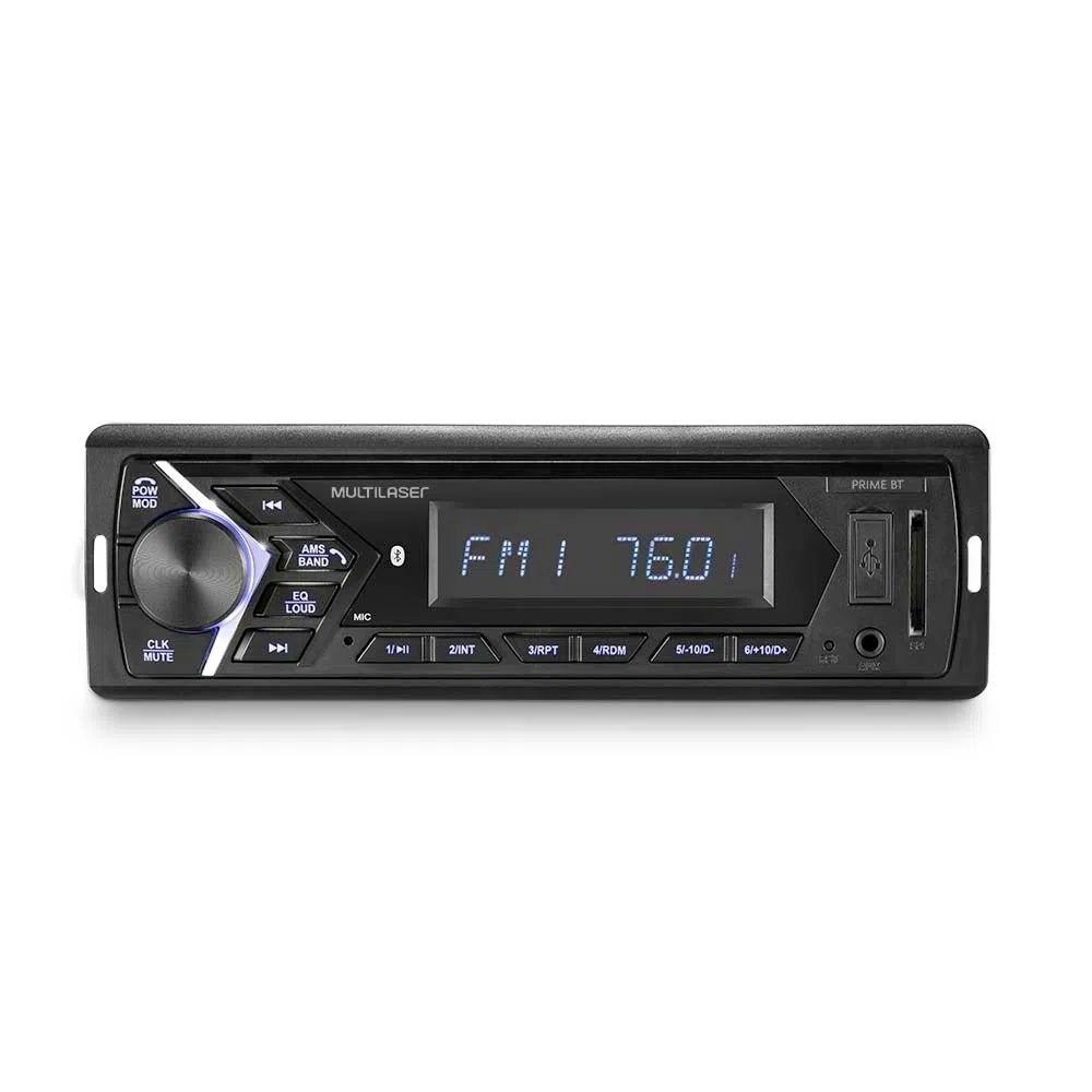 Auto Rádio Multilaser Prime P3337