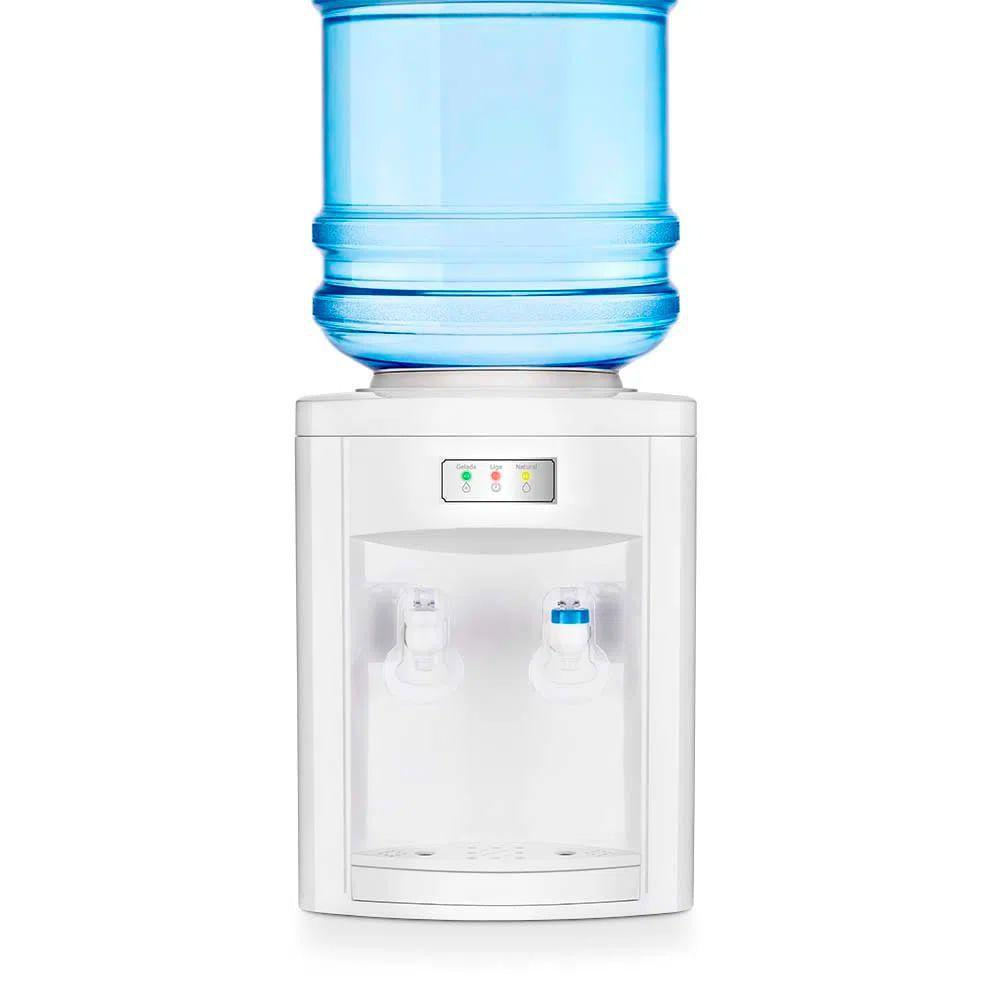 Bebedouro de Garrafão Multilaser Branco BE011 110V
