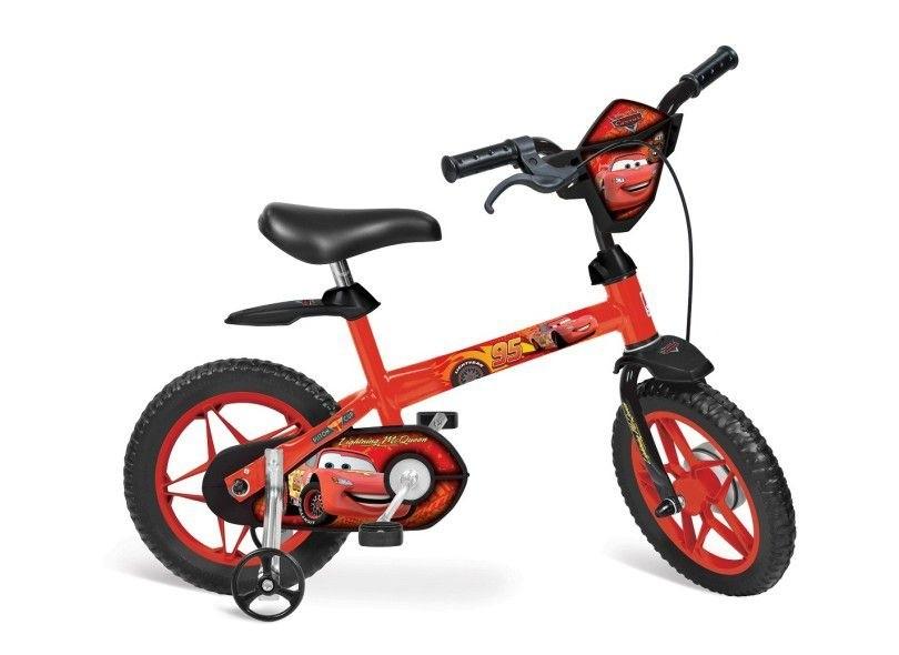 Bicicleta Aro 12 Cars Disney 2331 - Bandeirante